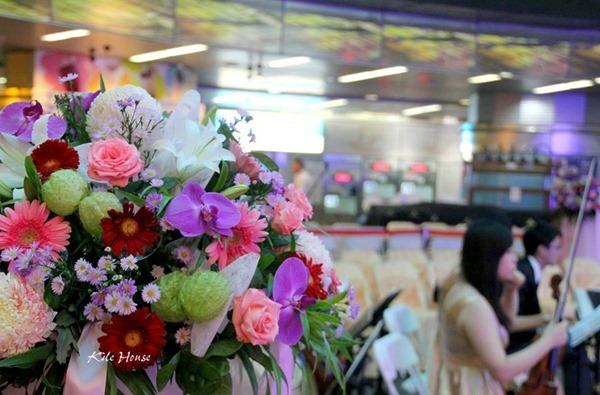 高雄婚禮佈置中鋼集團結婚2013愛你一生 (6)