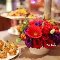 1優雅餐桌花藝-1