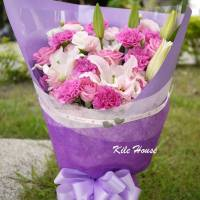 6歐式花束包裝-1