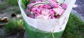 母親節禮物選擇美麗的花束最能代表心意