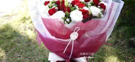 【生活花藝美學】2016年2月23日 花束包裝課程