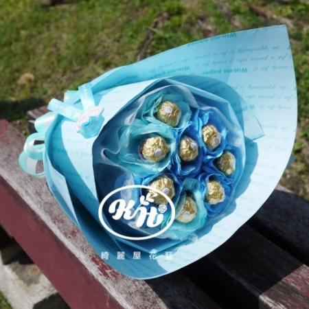 金莎巧克力花束【AA114】