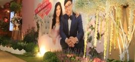 專業高雄婚禮佈置綺麗屋│高雄國賓飯店浪漫粉紅婚禮派對