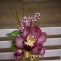 虎頭蘭胸花(紅)【GA041】高雄花店綺麗屋