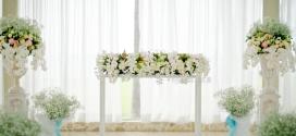 專業高雄婚禮佈置綺麗屋│西子灣沙灘會館水晶教堂婚禮