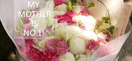 馨香感恩母親節花束課程|2018年05月綺麗屋花藝