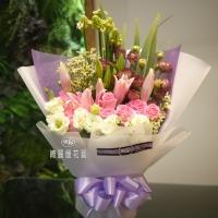 優雅七夕情人節花束【AA168】