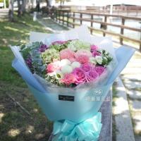 浪漫七夕情人節花束【AA159】
