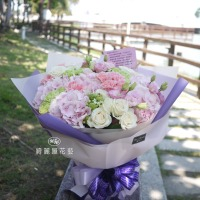 浪漫七夕情人節花束【AA161】