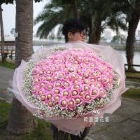 99金莎七夕情人節花束【AA171】