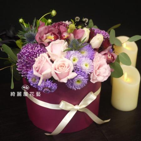 母親節感恩花禮【EA095】
