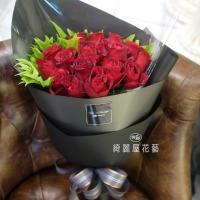 畢業快樂紅玫瑰花束【AA172】