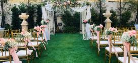 高雄珈拿莊園戶外婚禮佈置|高雄婚禮佈置專業團隊綺麗屋