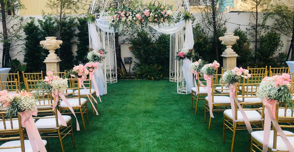 高雄珈拿莊園戶外婚禮佈置 高雄婚禮佈置專業團隊綺麗屋