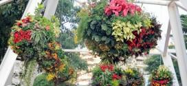 高雄新光碼頭新光園道花藝佈展~花團錦簇 綺麗世界|綺麗屋專業花藝會場布置
