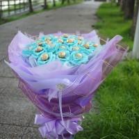 金莎巧克力花束【AA214】