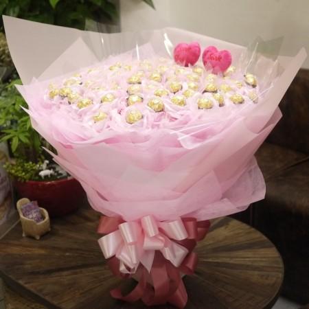 金莎巧克力花束【AA215】