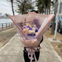 永生花花束【AA220】-3
