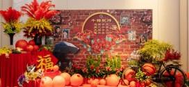 【尾牙會場佈置】懷舊上海風主題佈置|綺麗屋專業花藝會場布置